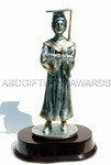 Graduation Trophy - Female