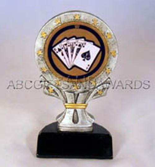 Poker Star Trophy