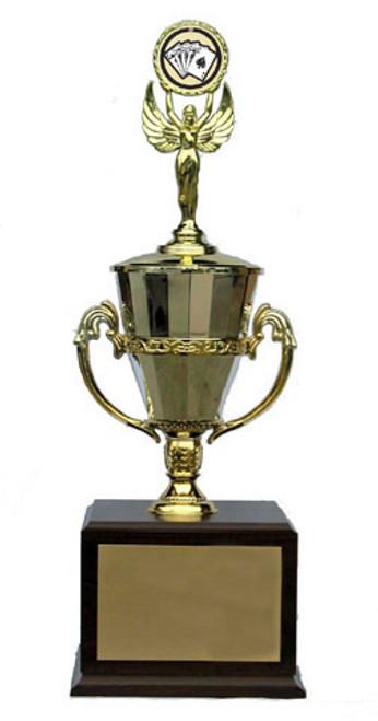 Poker trophy - Roman Chalice