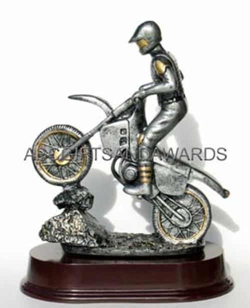 Dirt Bike Trophy, trials trophy