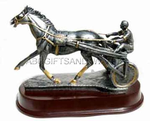 harness racing trophy