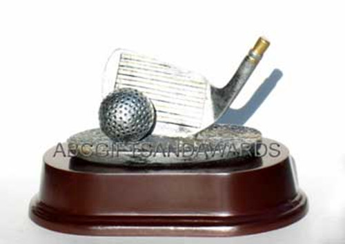 Golf trophy - closest to the pin