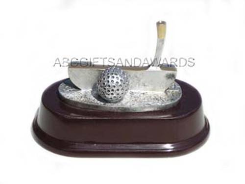 Golf Trophy - Putter