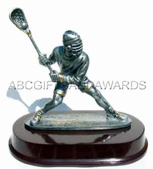 Lacrosse trophy - shooter award