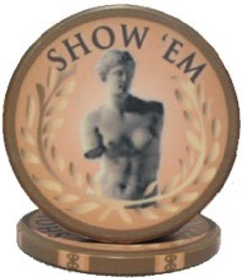 Classic Roman Show'em Chip