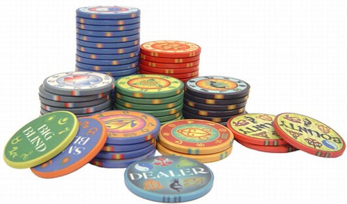Lucky Symbols Chips