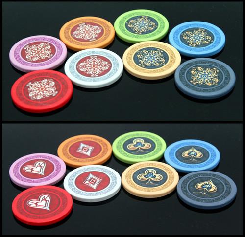 Ornate Collection Sample Set