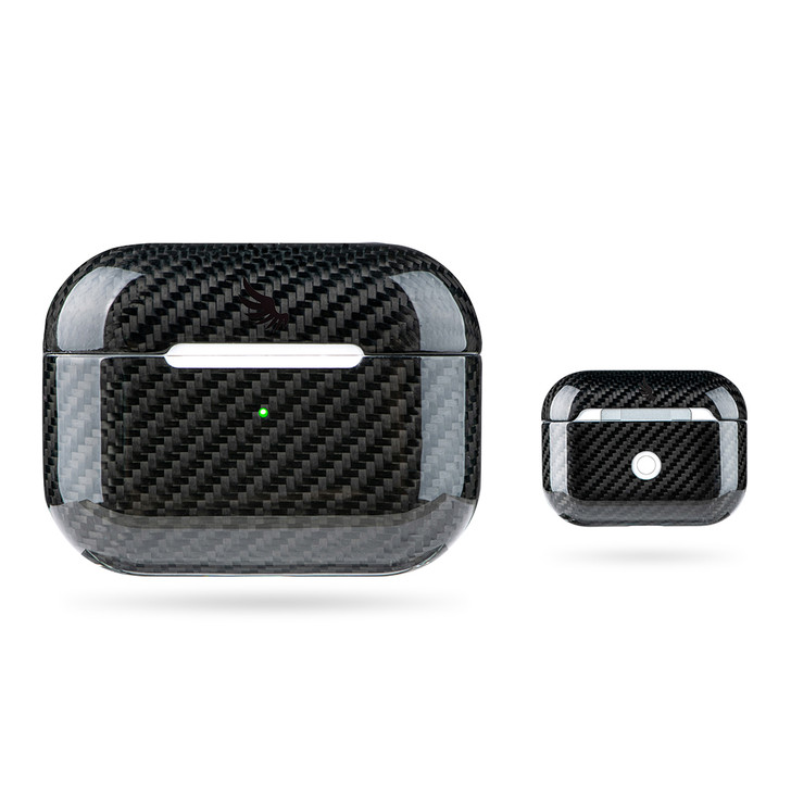 Carbon Fiber Case for Airpods 1/2/Pro series