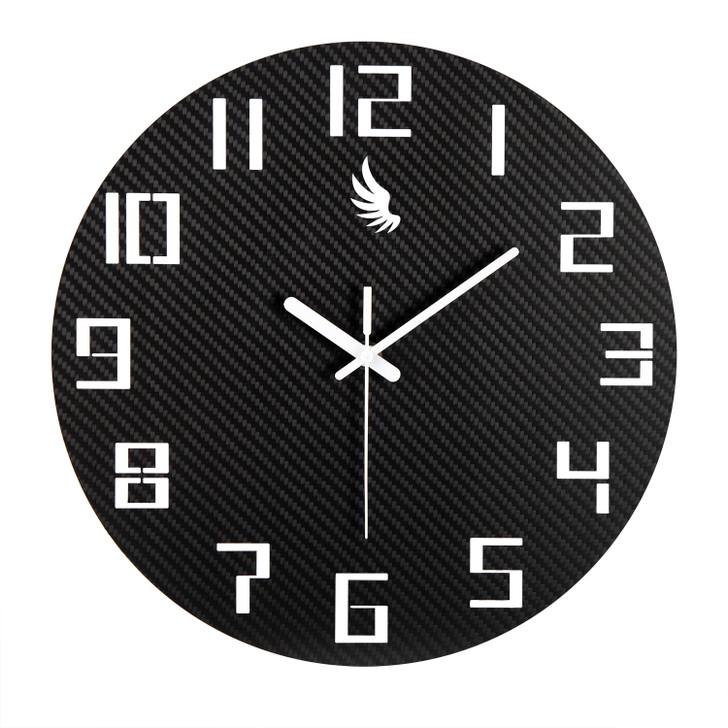 Docarbonfi Carbon fiber Clock
