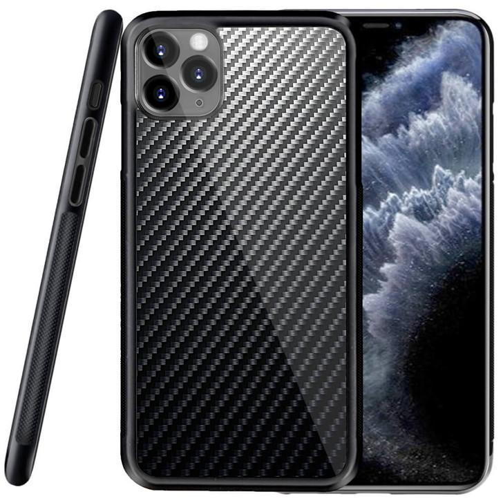 iPhone 11/11 Pro/11 Pro Max Carbon Fiber Phone Case | CarboFi Series