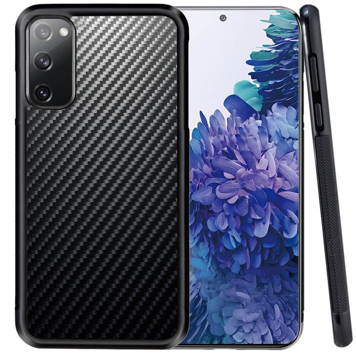 Samsung Galaxy S20 FE Carbon Fiber Phone Case | CarboFi Series