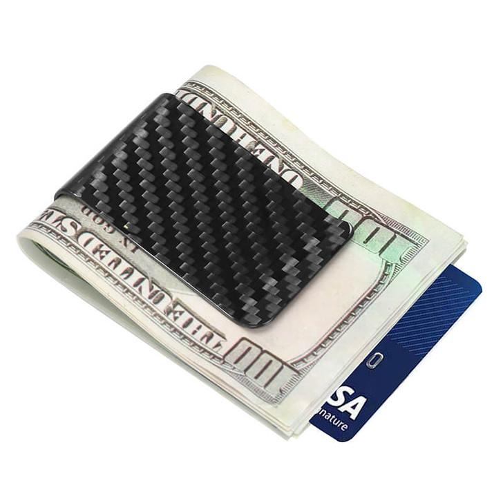 Carbon Fiber Money clip | PurCarbon Series