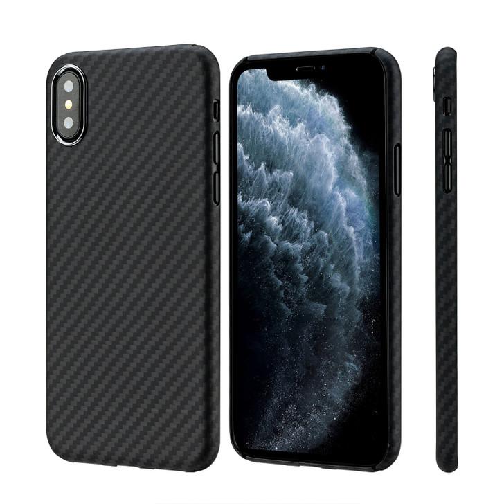 iPhone X/Xs/Xr/Xs Max Aramid Fiber Phone Case | KevCarbo Series