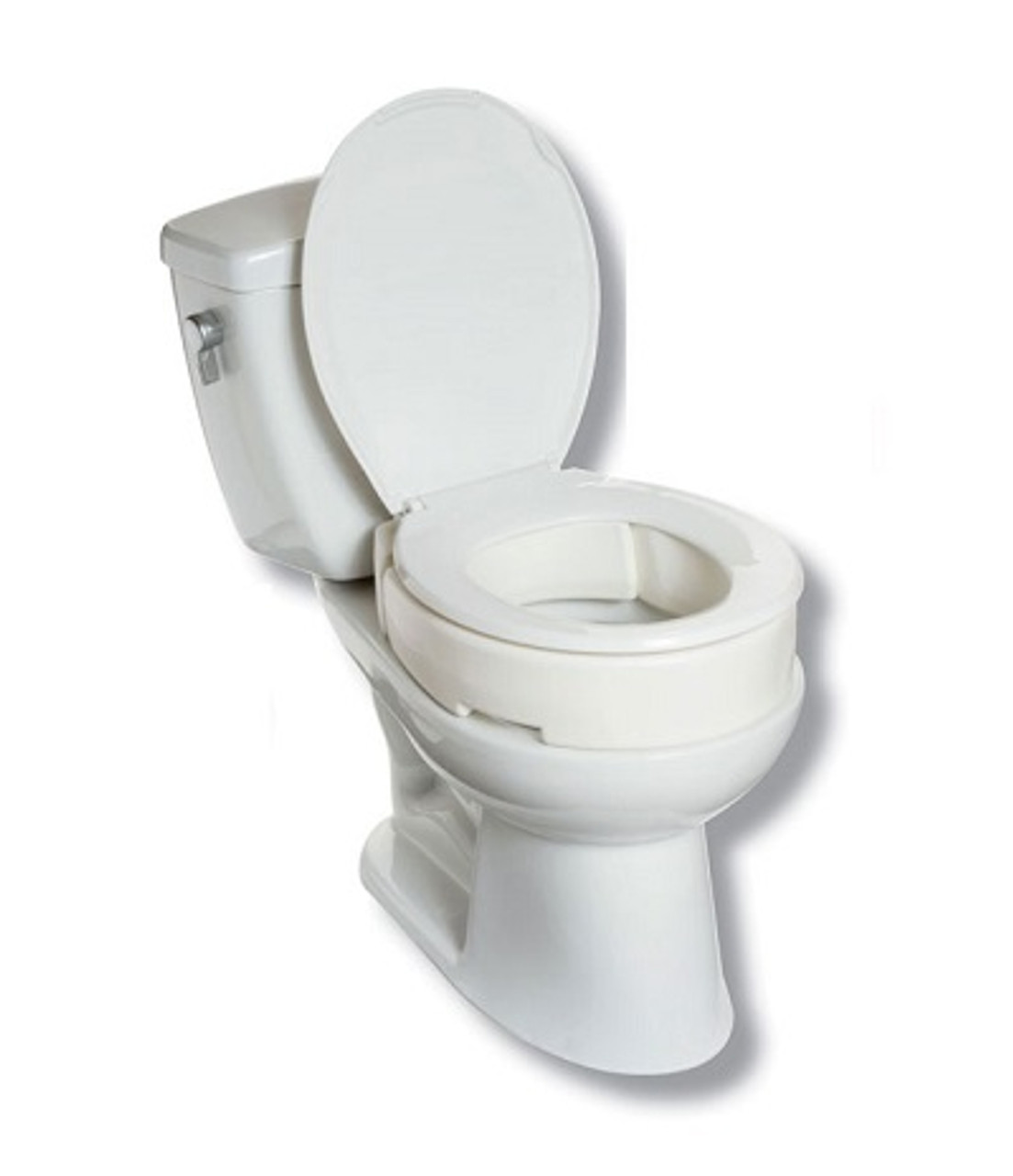 Magnificent Mobb Hinged Raised Toilet Seat Andrewgaddart Wooden Chair Designs For Living Room Andrewgaddartcom