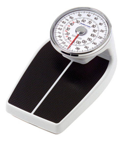 Large Heavy Duty Floor Scale with Dial