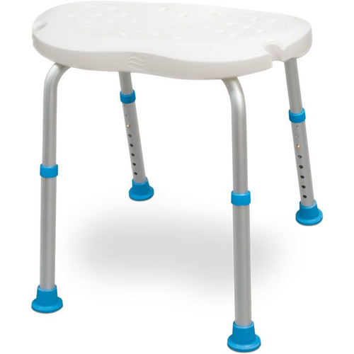 Drive Medical AquaSense Ergonomic Adjustable Bath Seat without Backrest | UPC: 754021210374 | 770-535