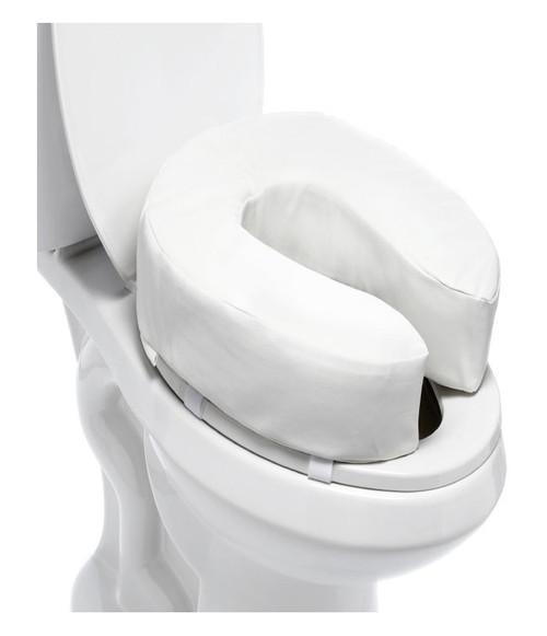 """Mobb 4"""" Toilet Seat Raiser UPC 844604080545, 844604037884"""