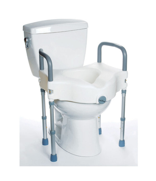 Mobb Raised Toilet Seat with Legs UPC 844604079228
