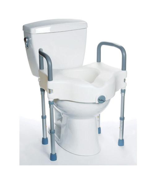 Mobb Raised Toilet Seat with Legs UPC 844604079228