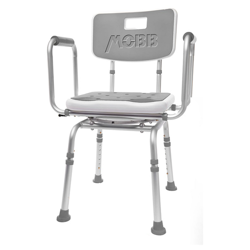 Mobb Swivel Shower Chair UPC 844604096409