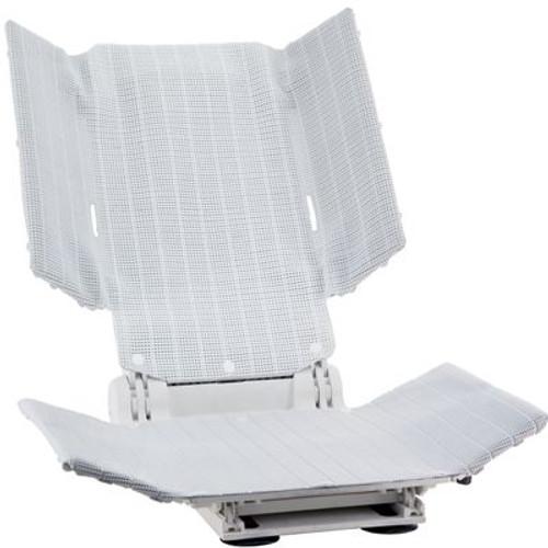 Aquatec SRB Special Reclining Backrest Bath Lift White 1573878