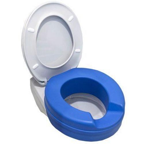 Invacare Aquatec H304 Finesse Toilet Seat Riser 1575059