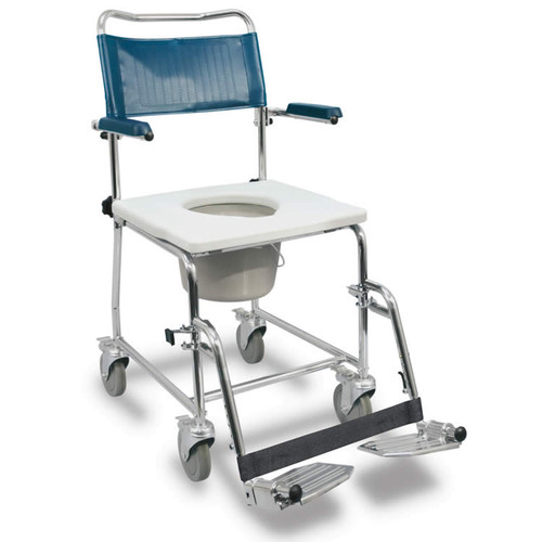 AMG Medical MedPro Euro Commode with Flip Up Armrests 770-375 | UPC 775757703756