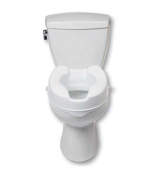 MOBB Raised Toilet Seat -