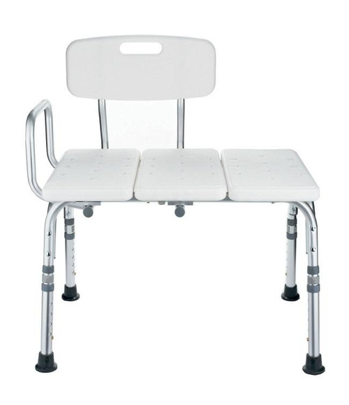 Mobb Transfer Bath Bench with Back  UPC:  844604079235
