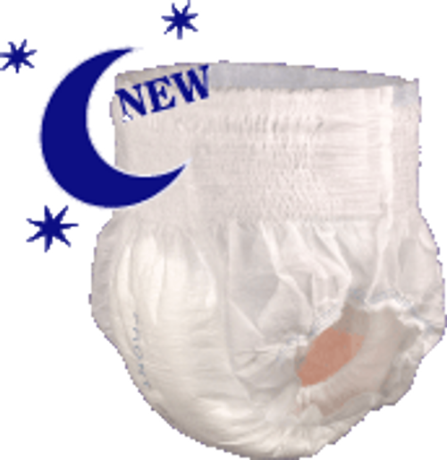 Tranquility Premium Overnight Disposable Absorbent Underwear -  TRA-21