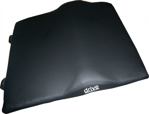 Drive Medical Extreme Comfort General Use Wheelchair Back Cushion with Lumbar Support  | UPC: 822383138046