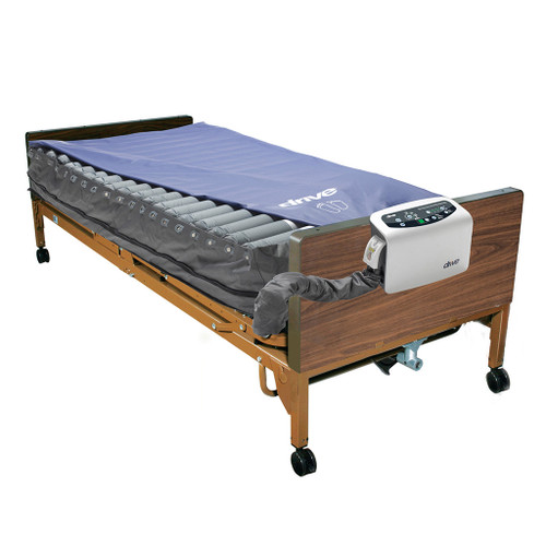 Drive Medical Harmony True Low Air Loss Tri-Therapy Mattress System   UPC: 822383565866