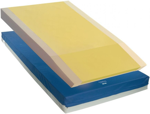 Drive Medical Gravity 9 Premium Long Term Care Pressure Redistribution Mattress | UPC: 822383291536