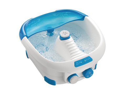 HoMedics Pedicure Spa Foot Bath with Heat   FB-300   UPC 031262053107