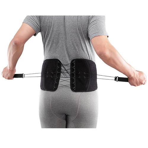 Ortho Active 6040 Lumbosacral Lace Low Back Support -  ORT-6040