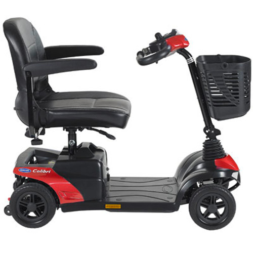 Invacare Colibri 4-Wheel 18AH Scooter