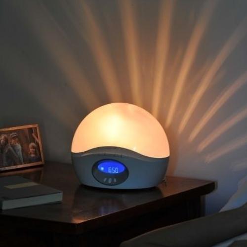 Northern Light Technologies Lumie Bodyclock The Original Wake-up Light   UPC: 886519000034