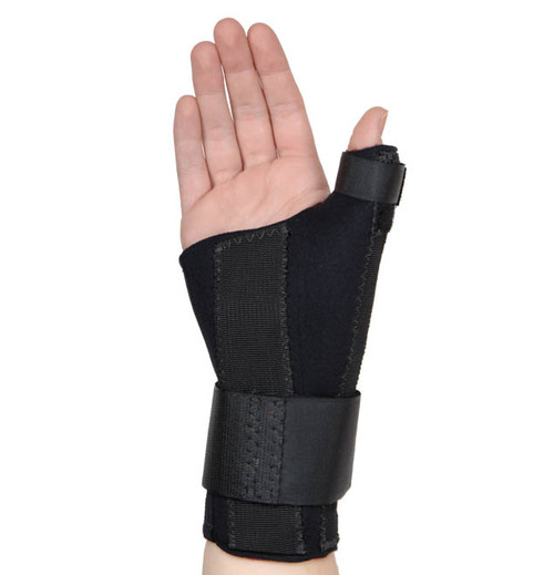 Ortho Active 92 Wrist/Thumb Stabilizer Brace with Double Steel | 623417940181 | 623417940174 |623417940167 |623417940198 |623417952481 |623417940204 623417940235 | 623417940211 | 623417940228 |623417940242 |623417952498 | 92LL |92LM | 92LS | 92LXL | 92LXS | 92LXXL | 92RL | 92RM | 92RS | 92RXL | 92RXS