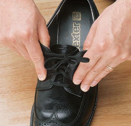 Norco Elastic Shoelaces 37 in Brown (2)