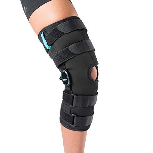 Ossur FormFit Long Wrap ROM Hinged Knee Brace