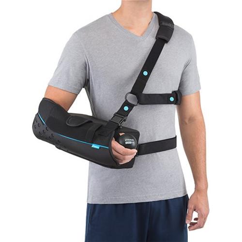 Ossur FormFit Shoulder Brace - sling and cushion UPC 5690977343498
