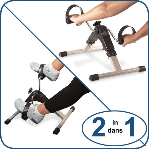 ProActive Pedal Exerciser - 2 in 1 exerciser 740-742, 740-744 | UPC 775757407425, 775757407449