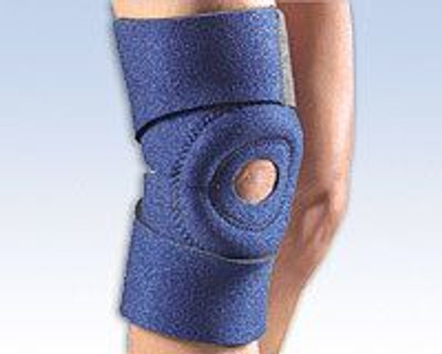 Safe-T-Sport EZ-ON Thermal Neoprene Universal Knee Wrap