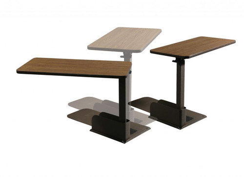 Drive Medical Seat Lift Chair Overbed Table | UPC: 50822383281525, 822383281537
