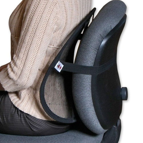 Core Products Sitback Mesh Lumbar Support Backrest | BAK-487 | UPC- 782944048705