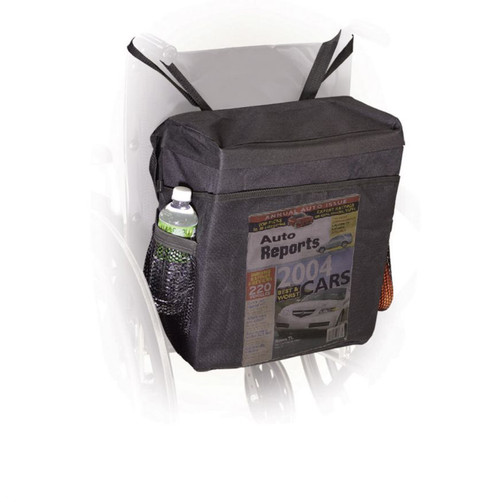 Drive Medical Standard Wheelchair Nylon Carry Pouch  | UPC: 822383172903