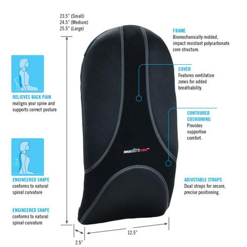 ObusForme UltaForme Backrest Support - UF-SDM