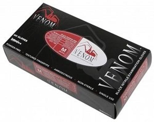 Venom Non-Sterile Powder-Free Latex-Free Nitrile Exam Gloves