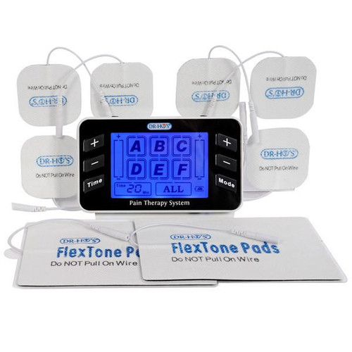 Dr. Ho's Pain Therapy System PRO T.E.N.S. Device -  DRH-1200-BK