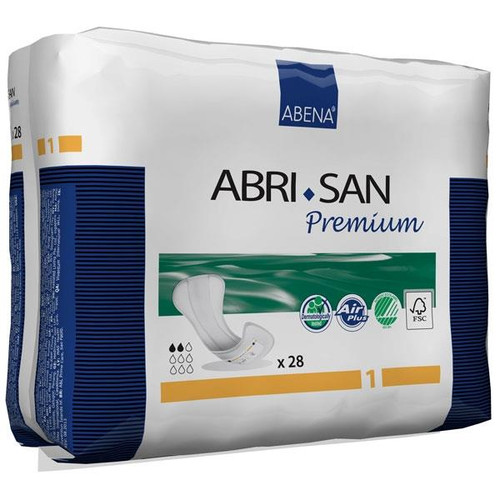 Abena Abri-San Pads - size 1 | UPC: 5703538330131 | ABE-9253
